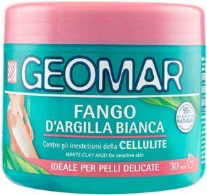 Fanghi Argilla Bianca Per le pelli sensibili e delicate